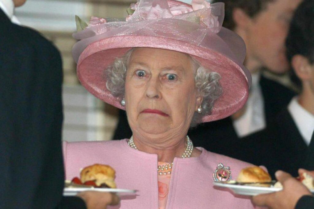 Queen Elizabeth II reacted to the news of pregnancy Meghan Markle