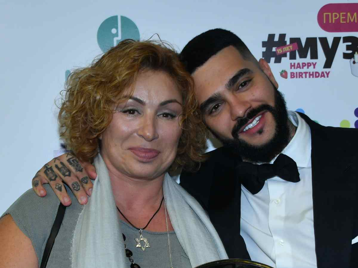 """Simona told how Timati got to the """"Star Factory"""""""