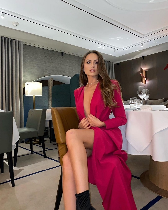 Timati made an offer to model Daria Pogadaeva
