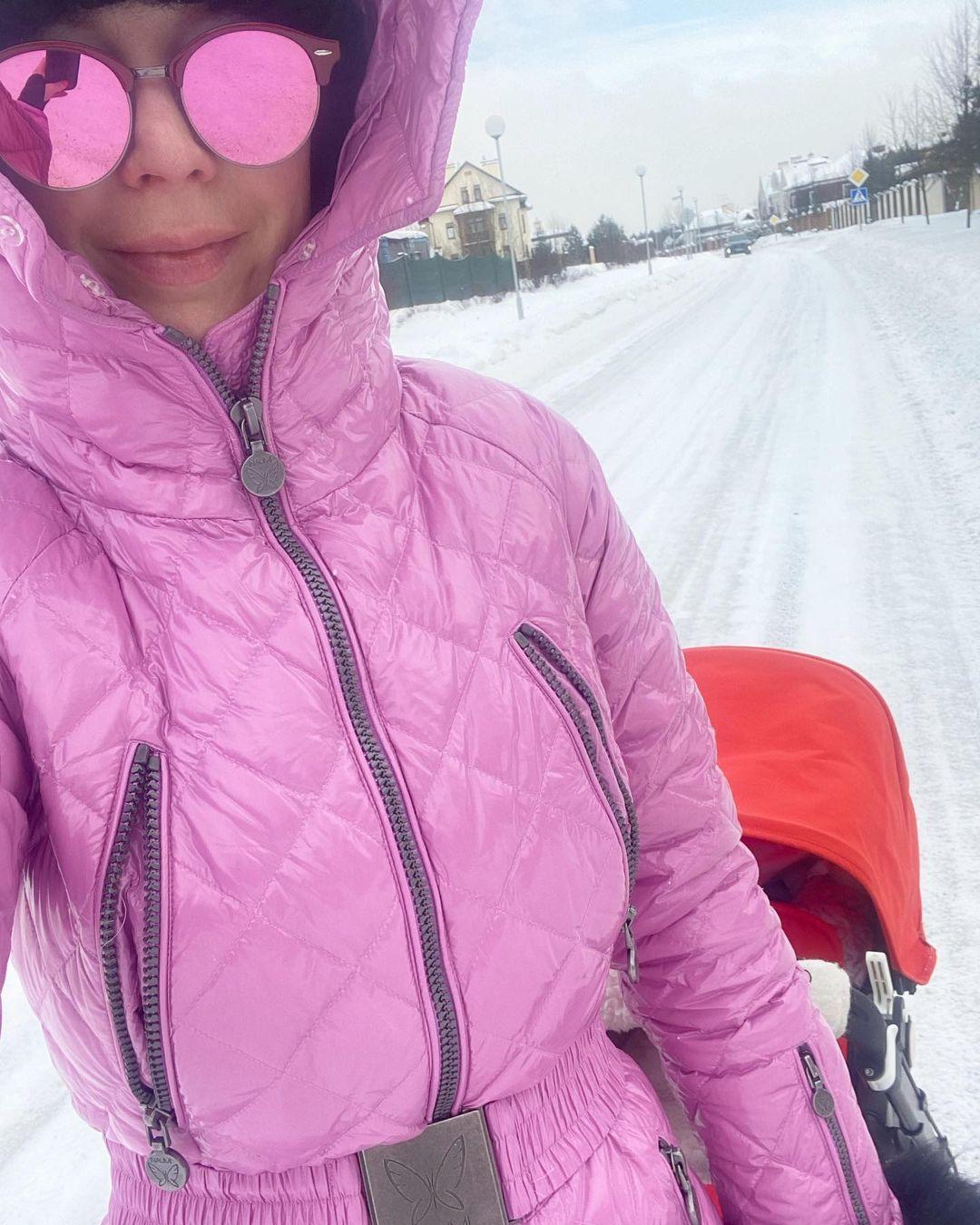 Наталья Подольская намерена вернуться к работе, несмотря на 4-месячного ребёнка