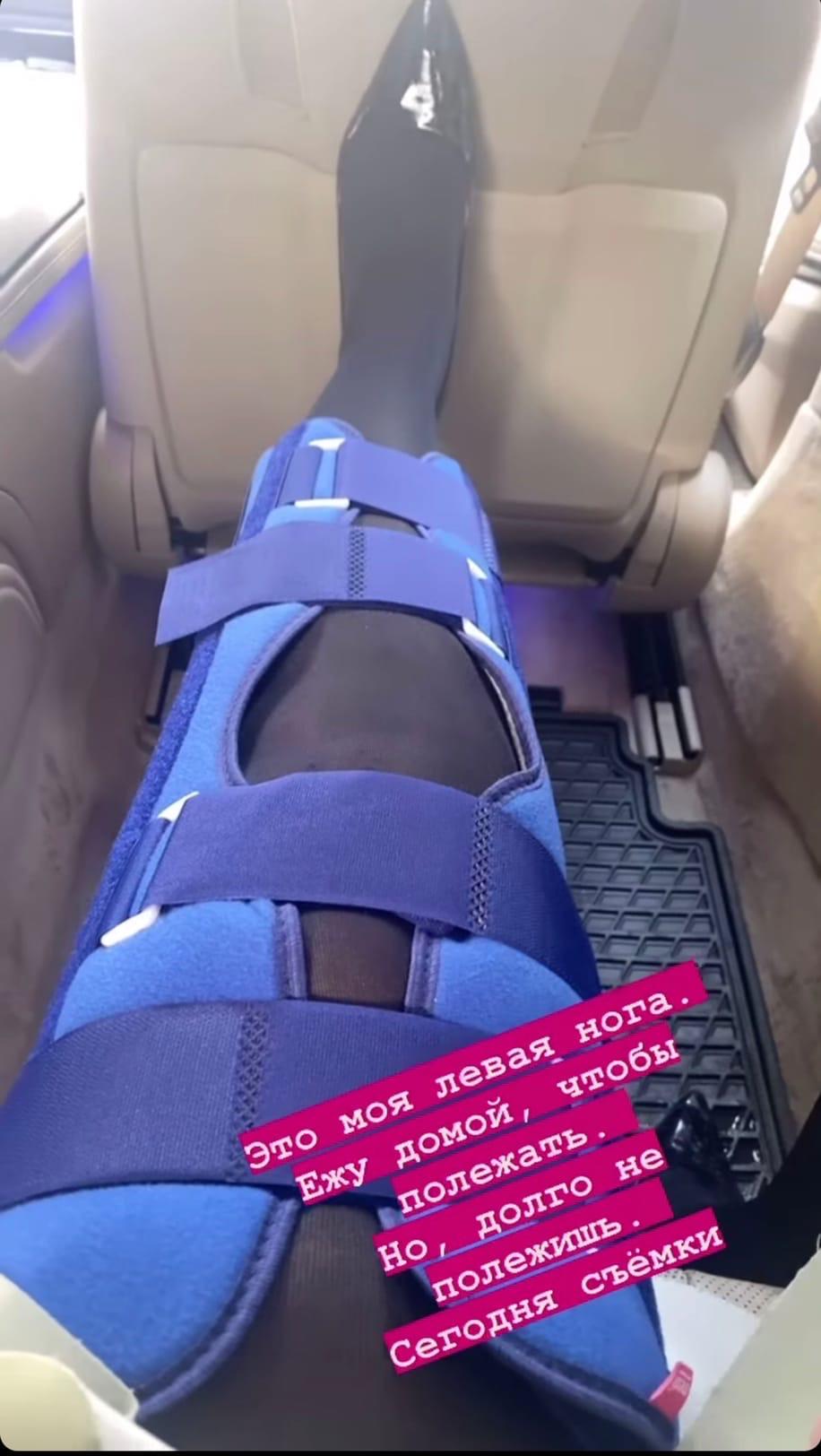 """It is her own fault"": Elena Malysheva was injured"