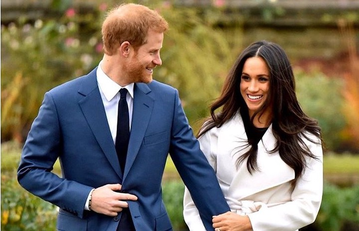 Prince Harry and Meghan Markle relinquish their royal powers