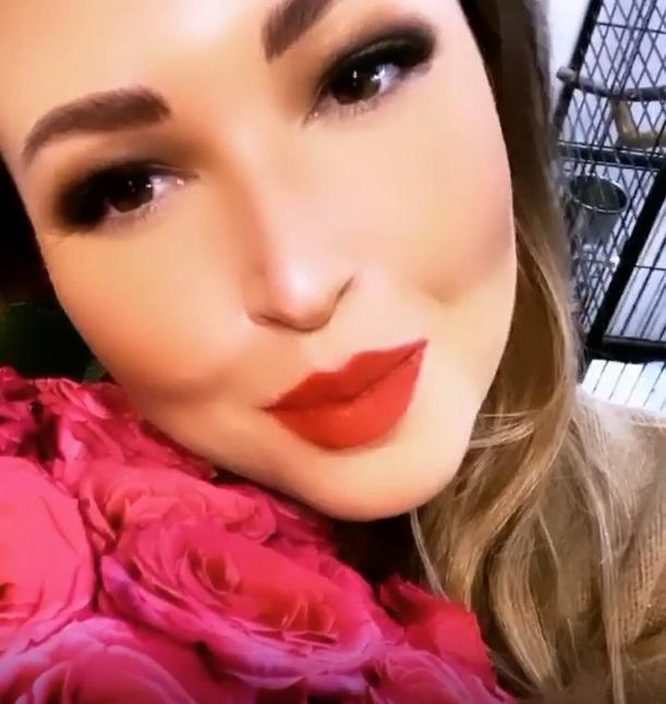 Ирина Дубцова перетянула себе лицо