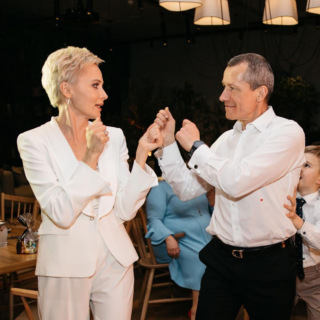 """""""Shall we dance?"""": Daria Poverennova showed footage of her cheerful wedding with a millionaire widower"""
