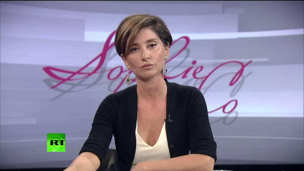 42-летняя Софико Шеварнадзе беременна