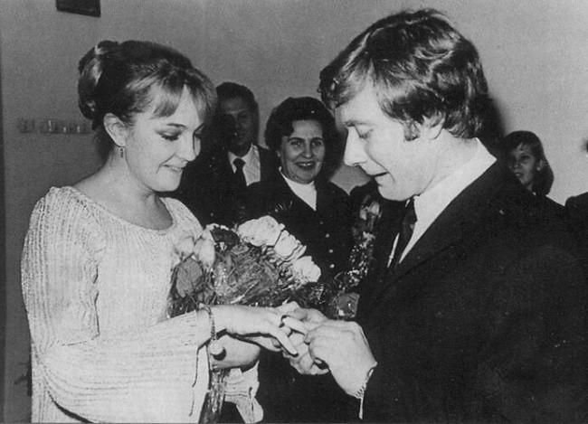 The mother of Maria Mironova, actress Ekaterina Gradova, died