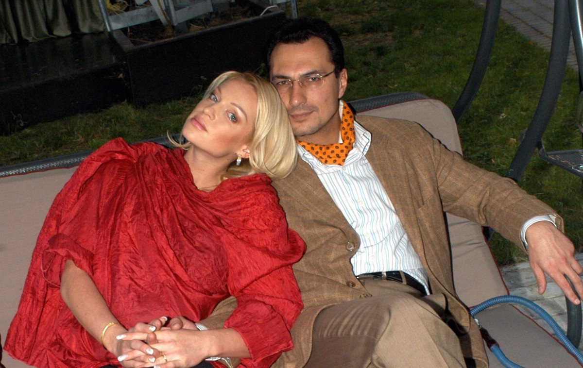 Former husband of Anastasia Volochkova got married