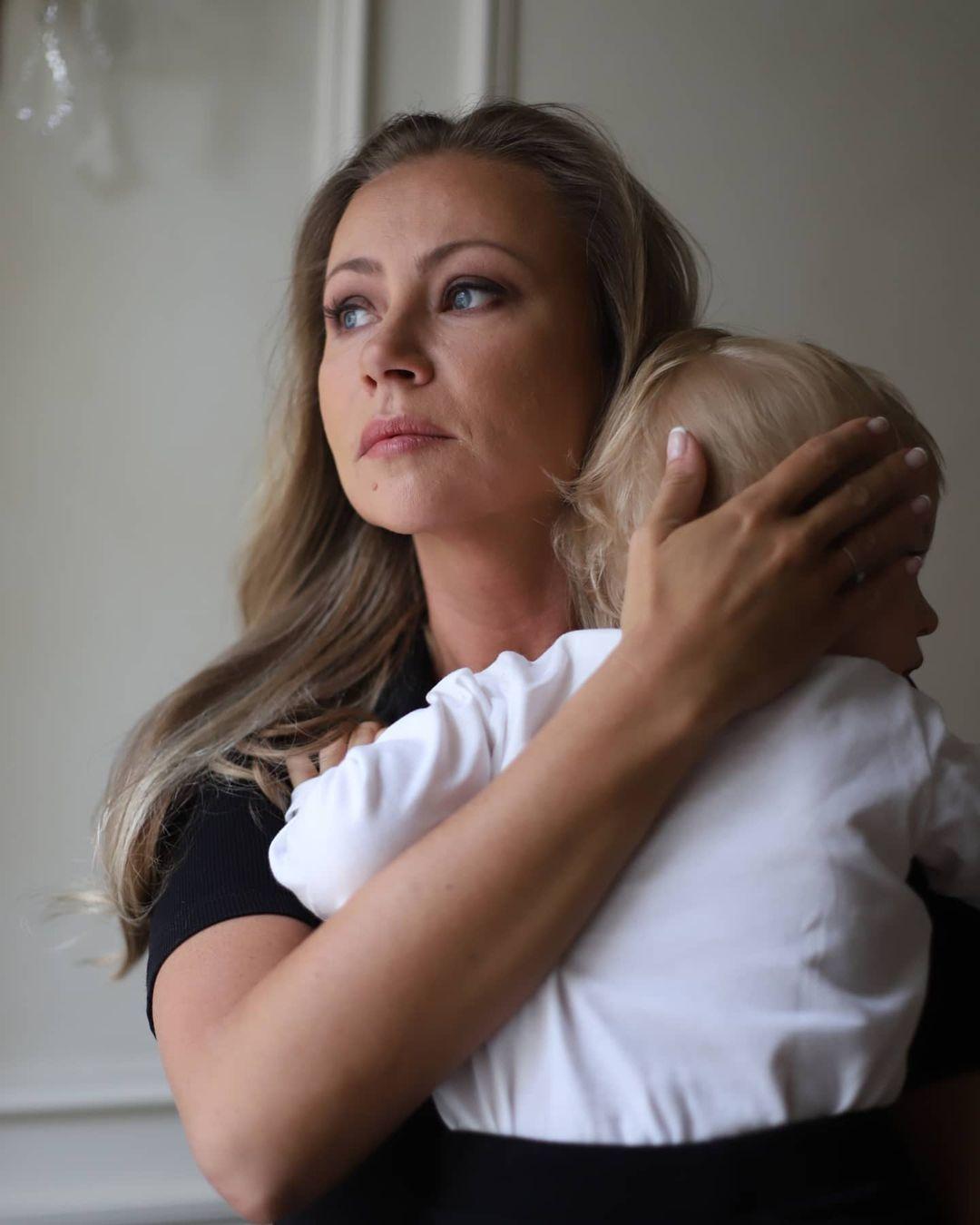 Мария Миронова ответила на слухи о женитьбе сына