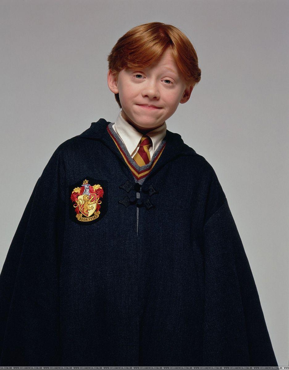 Руперт Гринт не видел большую часть фильмов о Гарри Поттере