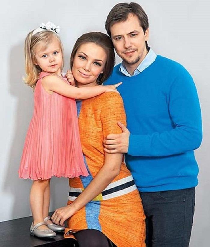 Татьяна Арнтгольц и Марк Богатырев стали родителями