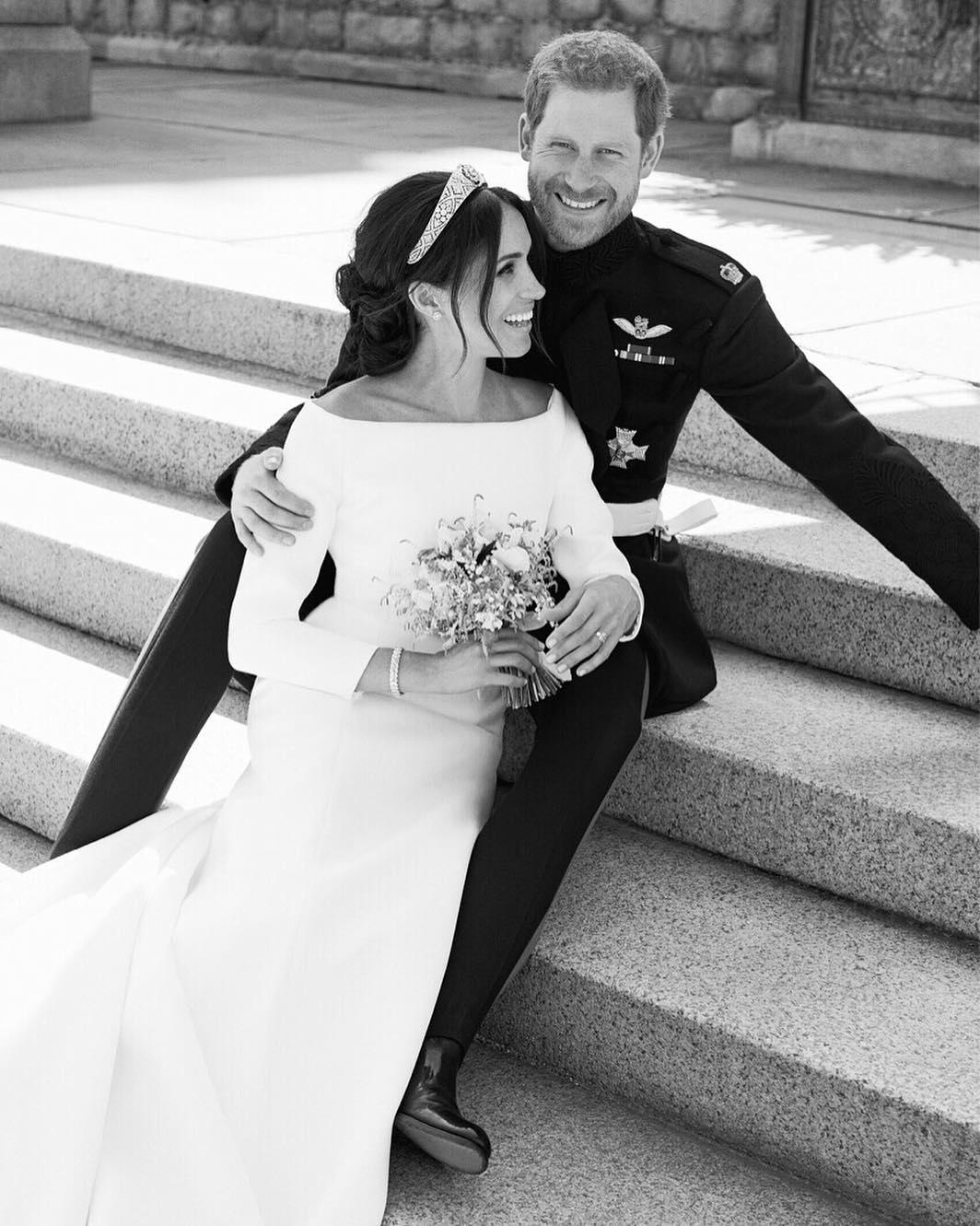 Меган Маркл и принц Гарри опровергли свои слова о тайной свадьбе