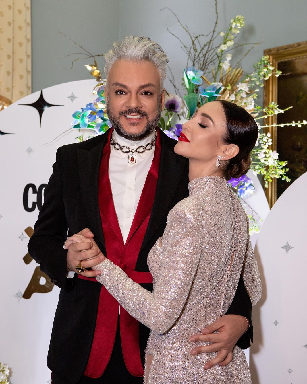 Philip Kirkorov answered reporters' constant questions about Pugacheva