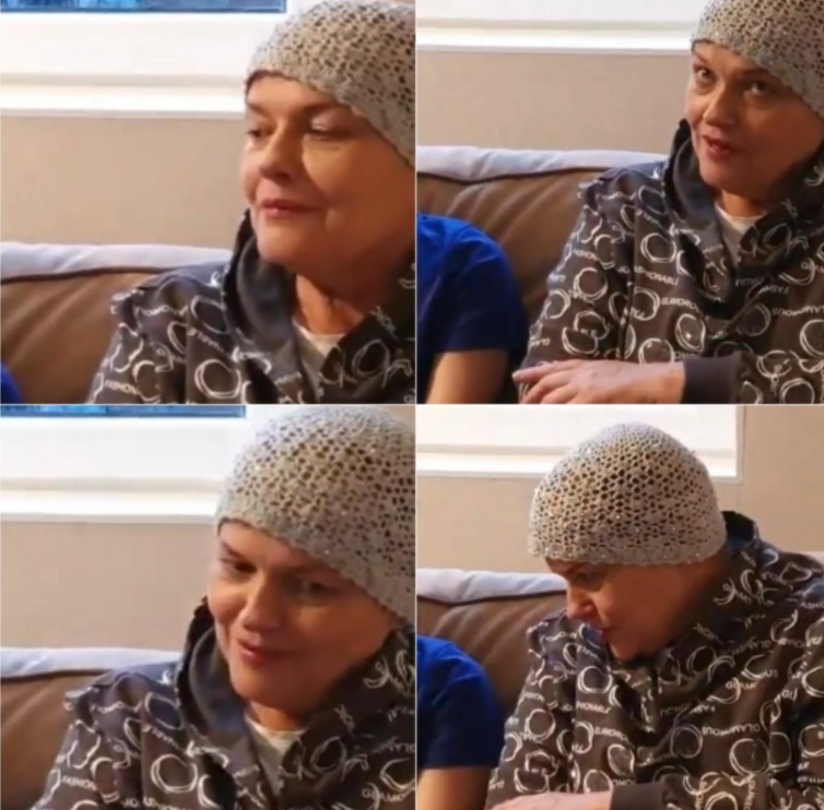 What does 63-year-old Alexandra Yakovleva look like, suffering from cancer: an exclusive photo