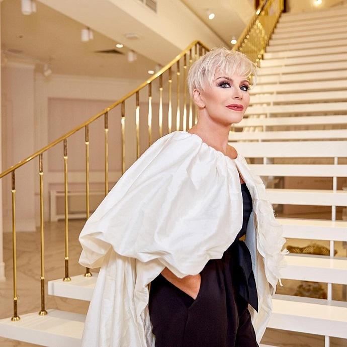 Певица Ирина Понаровская засудила Пенсионный фонд