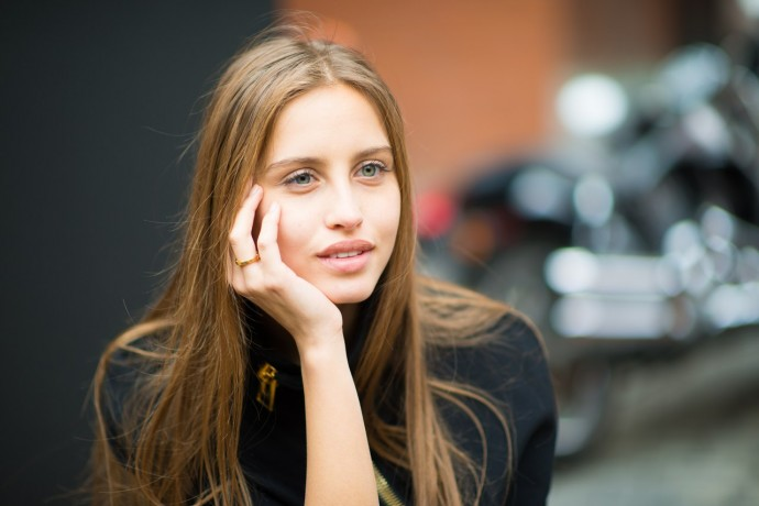 Анастасия Киушкина ждет ребенка