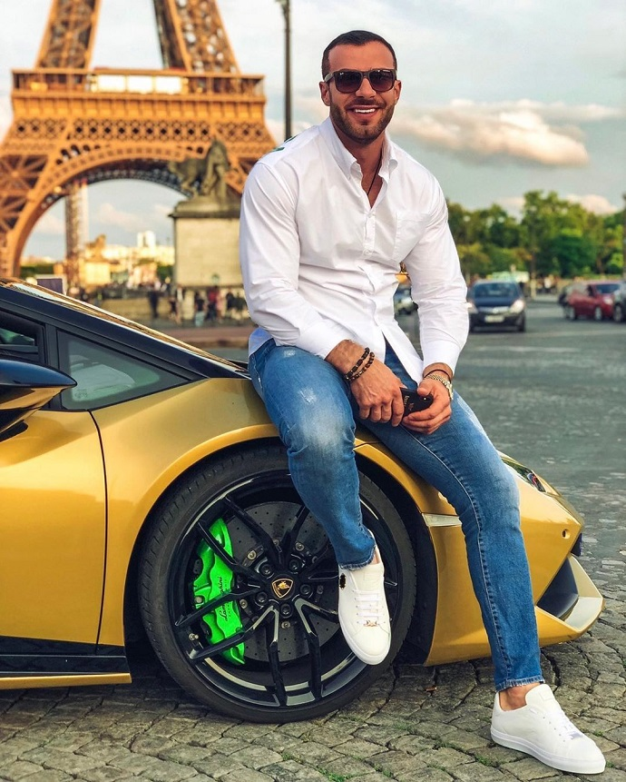 Conversation with an entrepreneur: Roman Felik on how to create a successful project