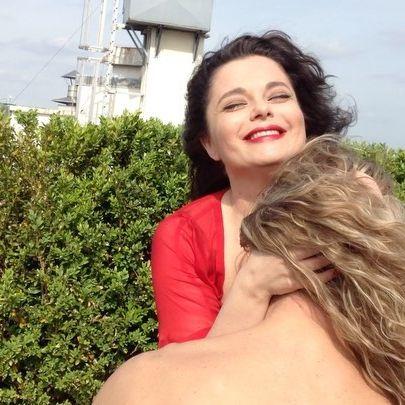 """Shame!"": Natasha Koroleva congratulated 73-year-old Vladimir Vinokur on his birthday with an intimate photo"