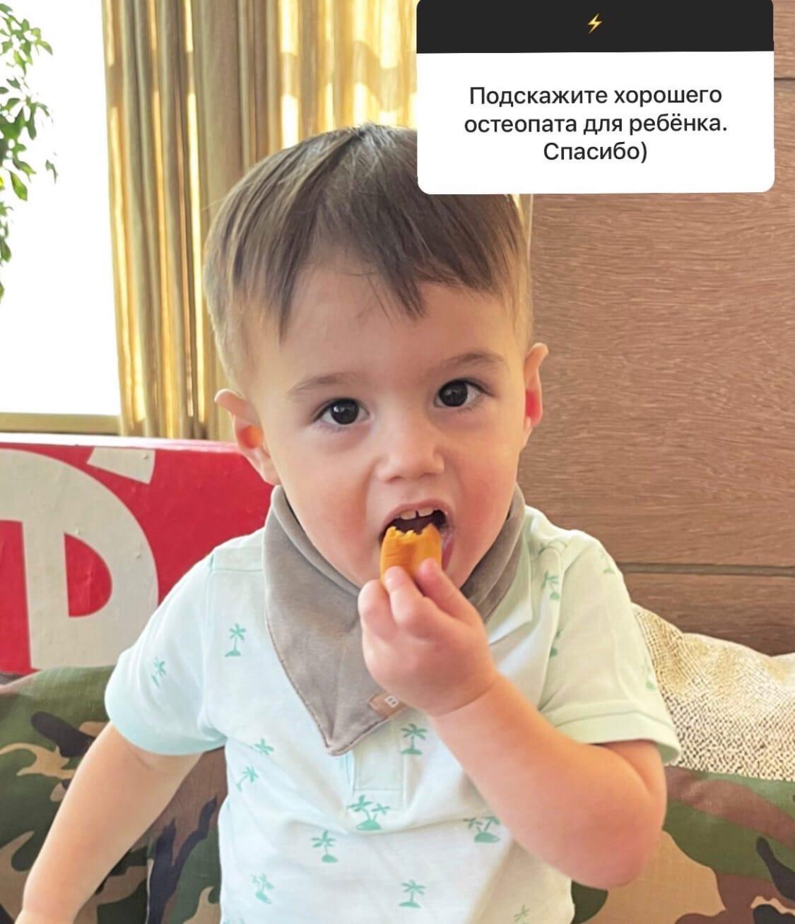 Анастасия Решетова призналась, что хочет второго ребенка