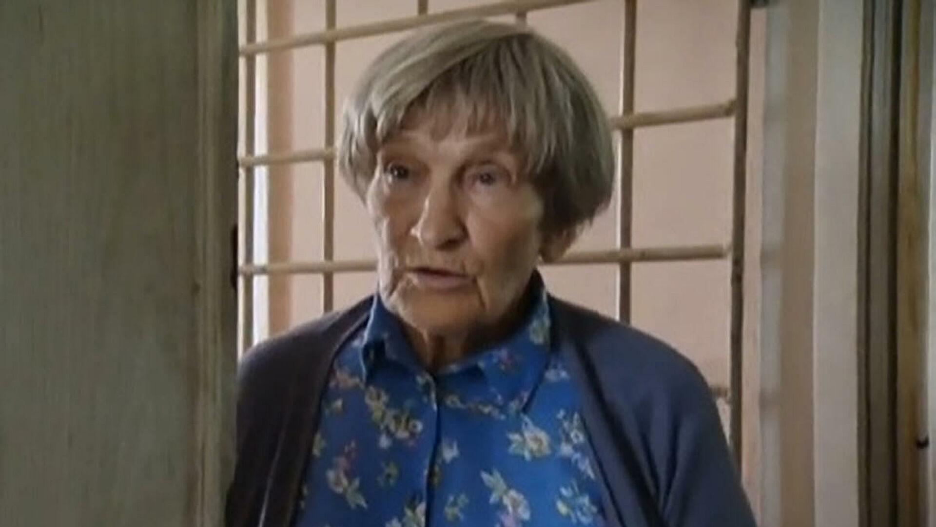 "The actress of the ""Streets of Broken Lanterns"" series Nina Zhernakova dies"