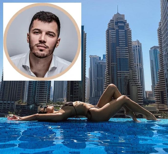 Вслед за голыми девушками в Дубае задержали и мужчину, ради которого они и раздевались