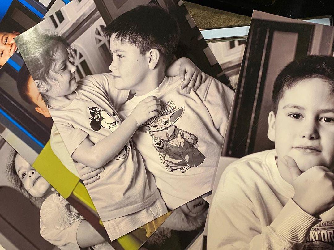 """""""Копия Агаты"""": Павел Прилучный поделился фотографией повзрослевшего сына"""