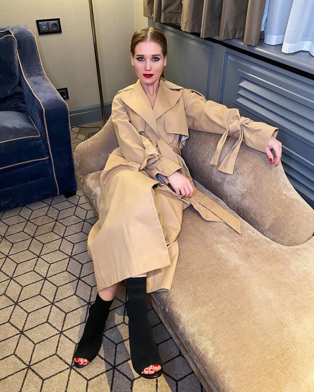 Кристина Асмус сообщила, что Гарик Харламов виноват в её фобии