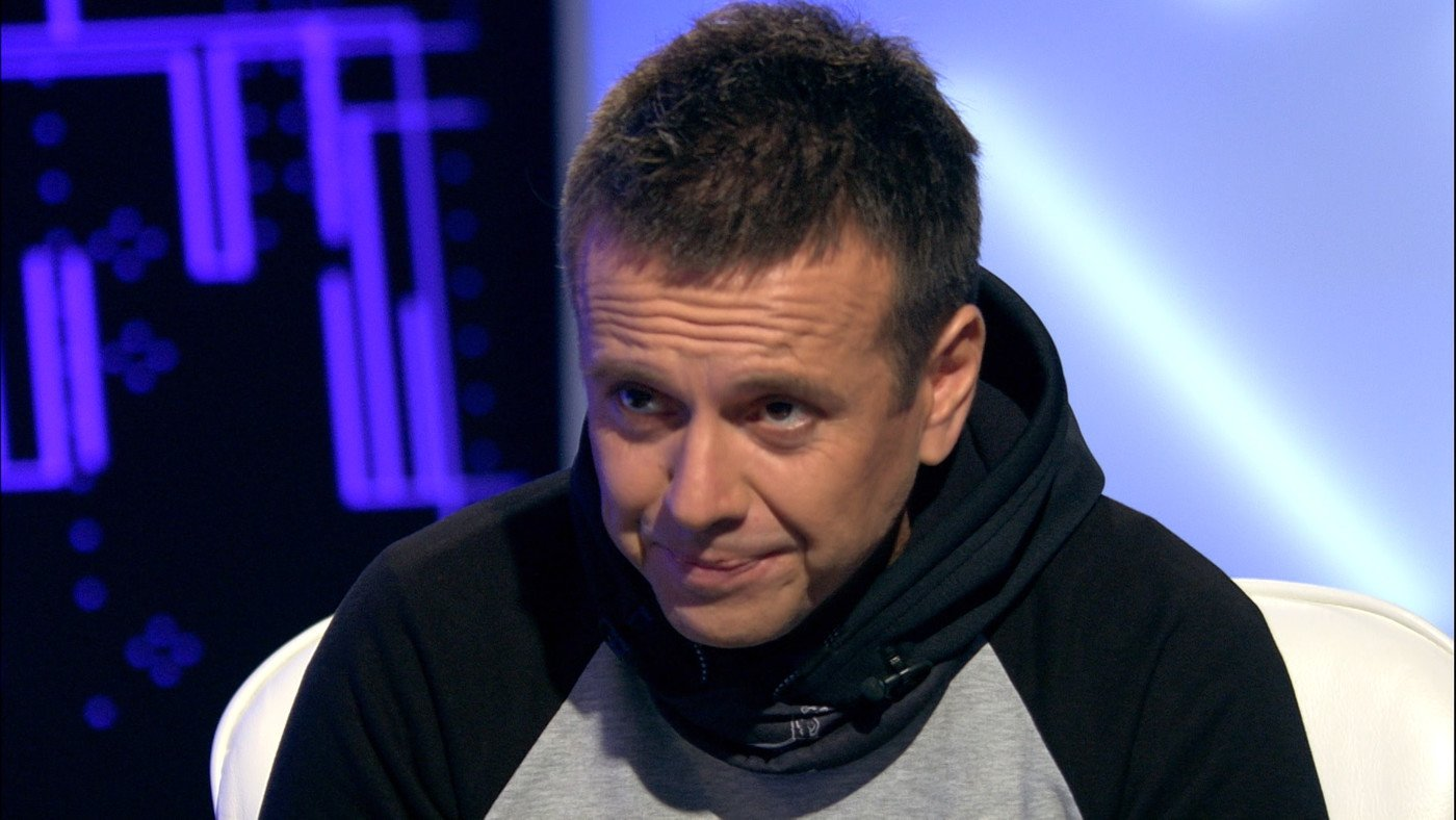 Andrey Gubin moved to live abroad