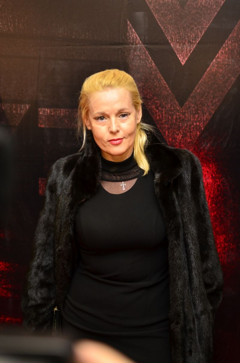 Елена Кондулайнен впервые после инсульта пообщалась с журналистами
