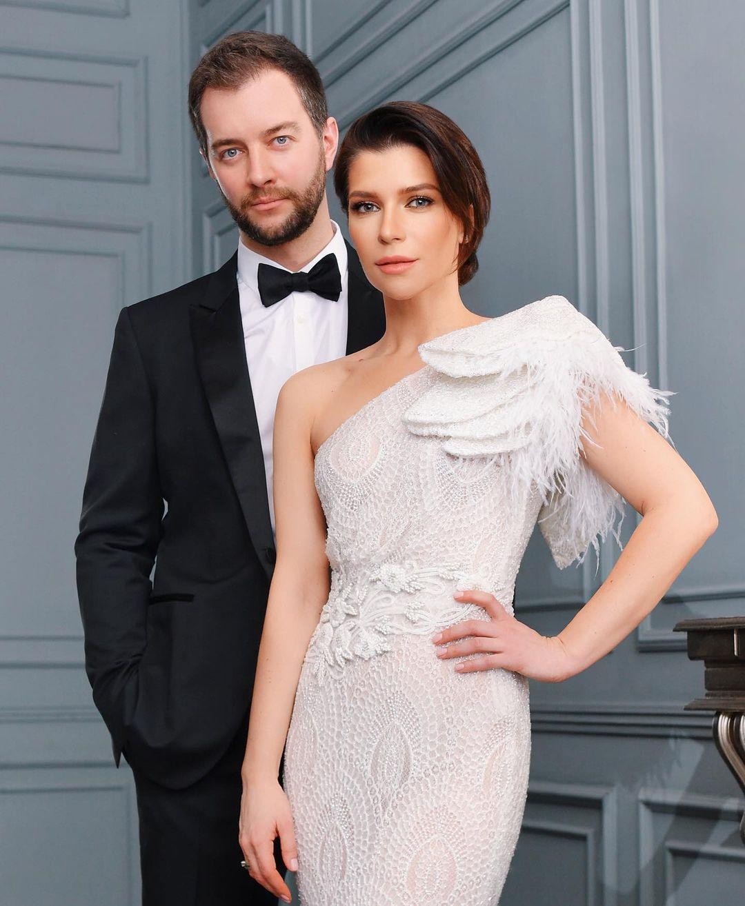 Екатерина Волкова и ее супруг устроили фотосессию в честь годовщины свадьбы
