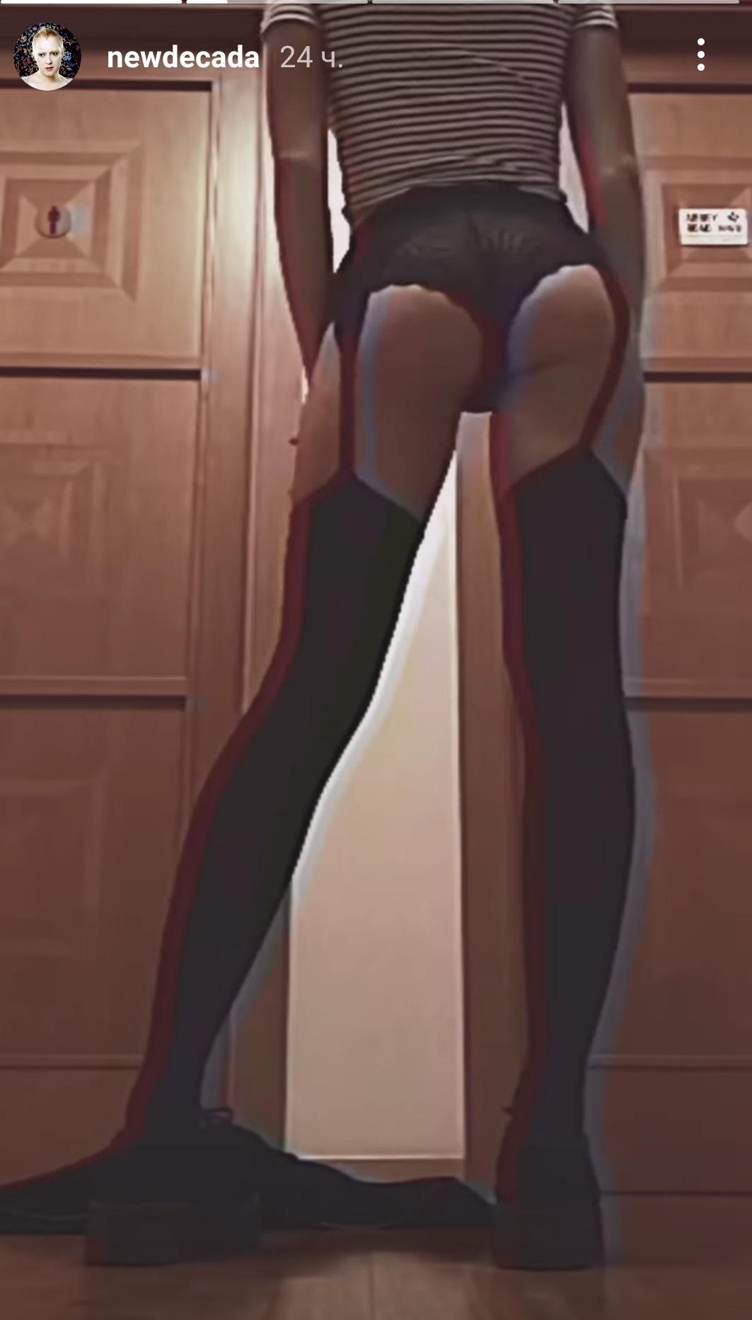 """""""Огонь!"""": дочь Ларисы Гузеевой показала, как раньше выглядела в трусах и секси-чулках"""