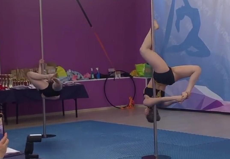The son of Natasha Koroleva and Tarzan hones the craft of a stripper