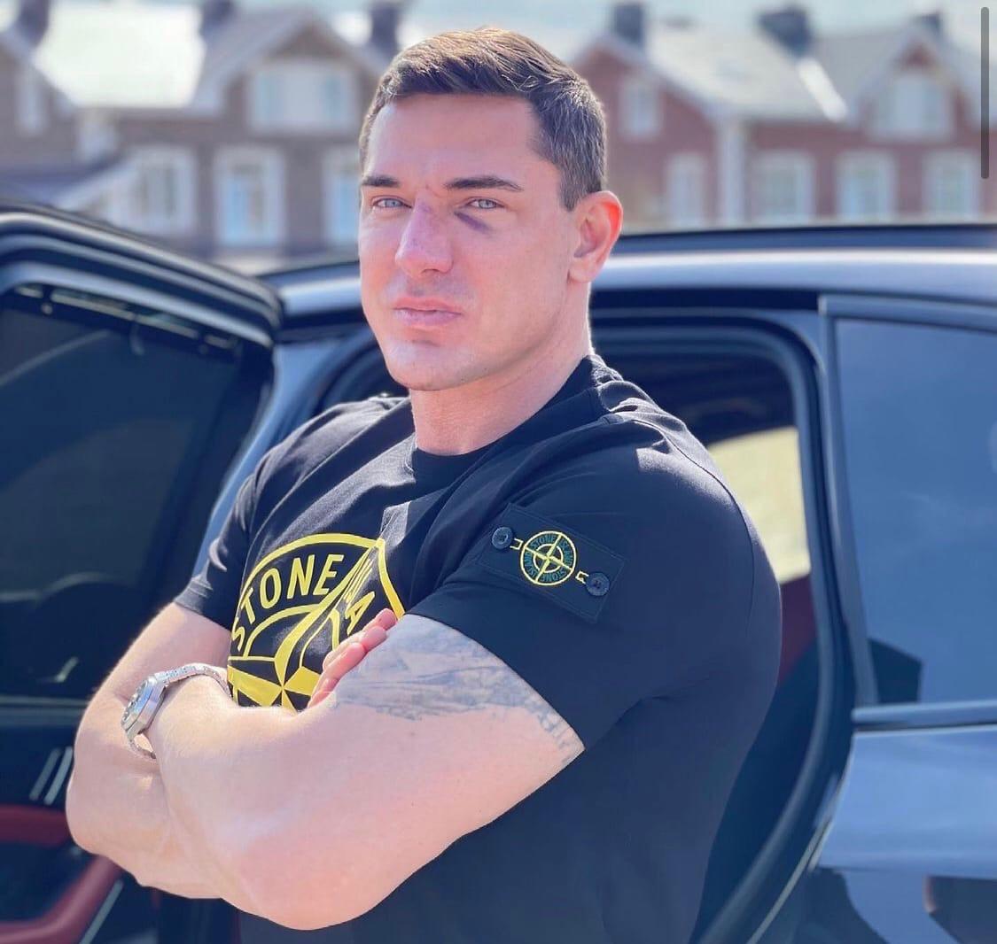 Kurban Omarov boasted that he beat three hooligans