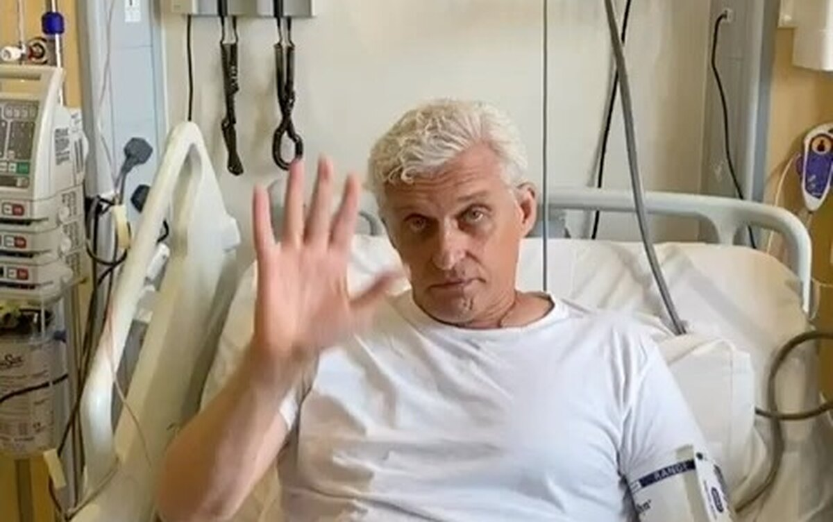 Cancer patient Oleg Tinkov told, thanks to whom he is still alive