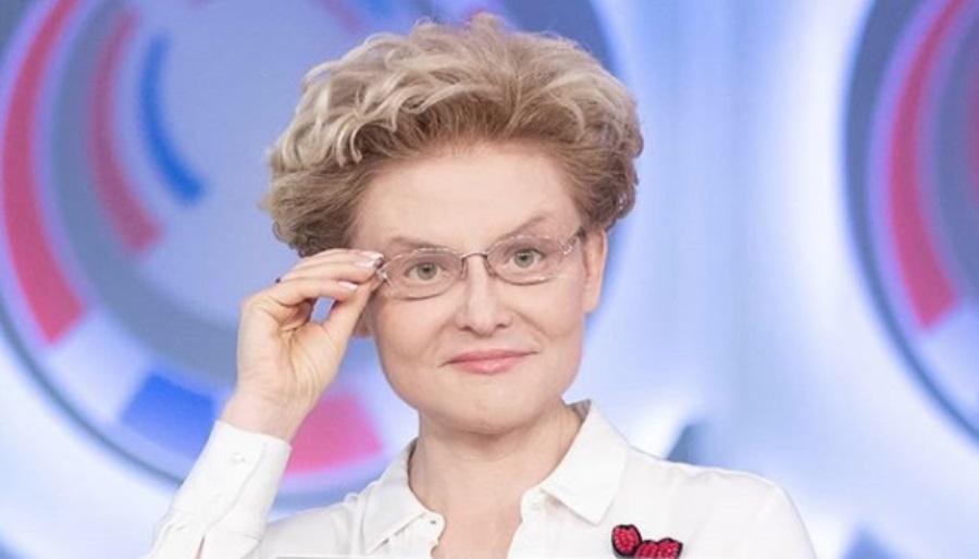 Елена Малышева показала, как выглядела 40 лет назад