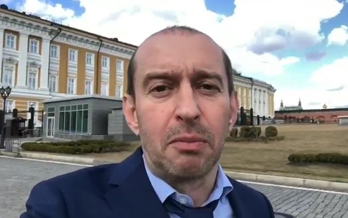 Константин Хабенский лысеет на глазах