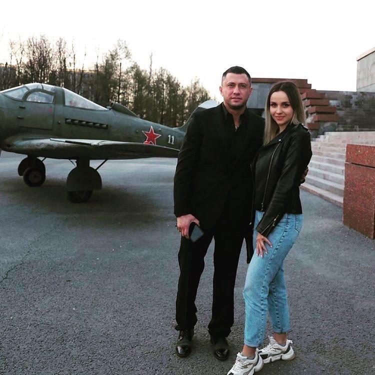 Павел Прилучный и Мирослава Карпович впервые появились вместе на светском мероприятии