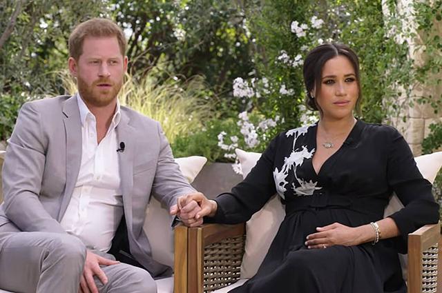 Как Опра Уинфри прокомментировала интервью Меган Маркл и принца Гарри