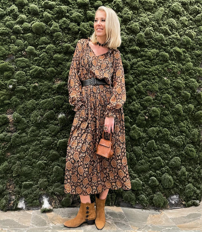 Рейтинг дня: Ксения Собчак пожаловалась на свою внешность