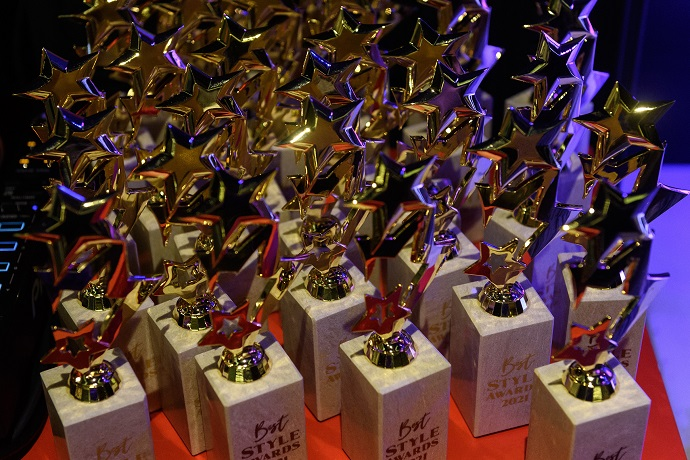 Best Style Awards 2021 presented in Moscow