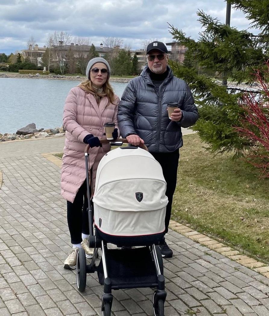 Как назвали свою дочь Альбина Джанабаева и Валерий Меладзе