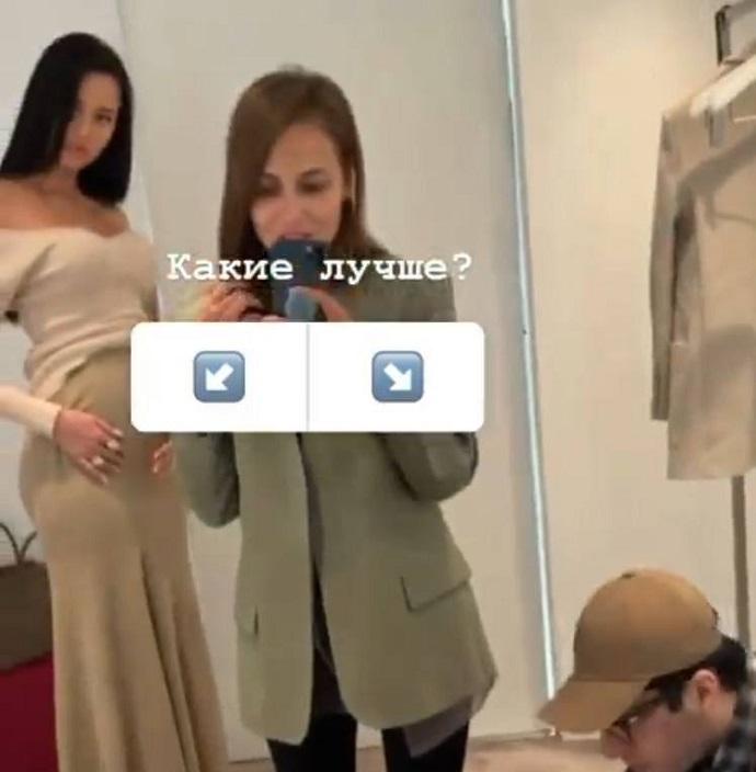 В сеть слили фото сильно располневшей Анасасии Решетовой