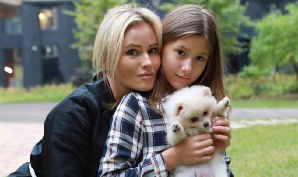 Почему дочь Даны Борисовой наносила себе раны