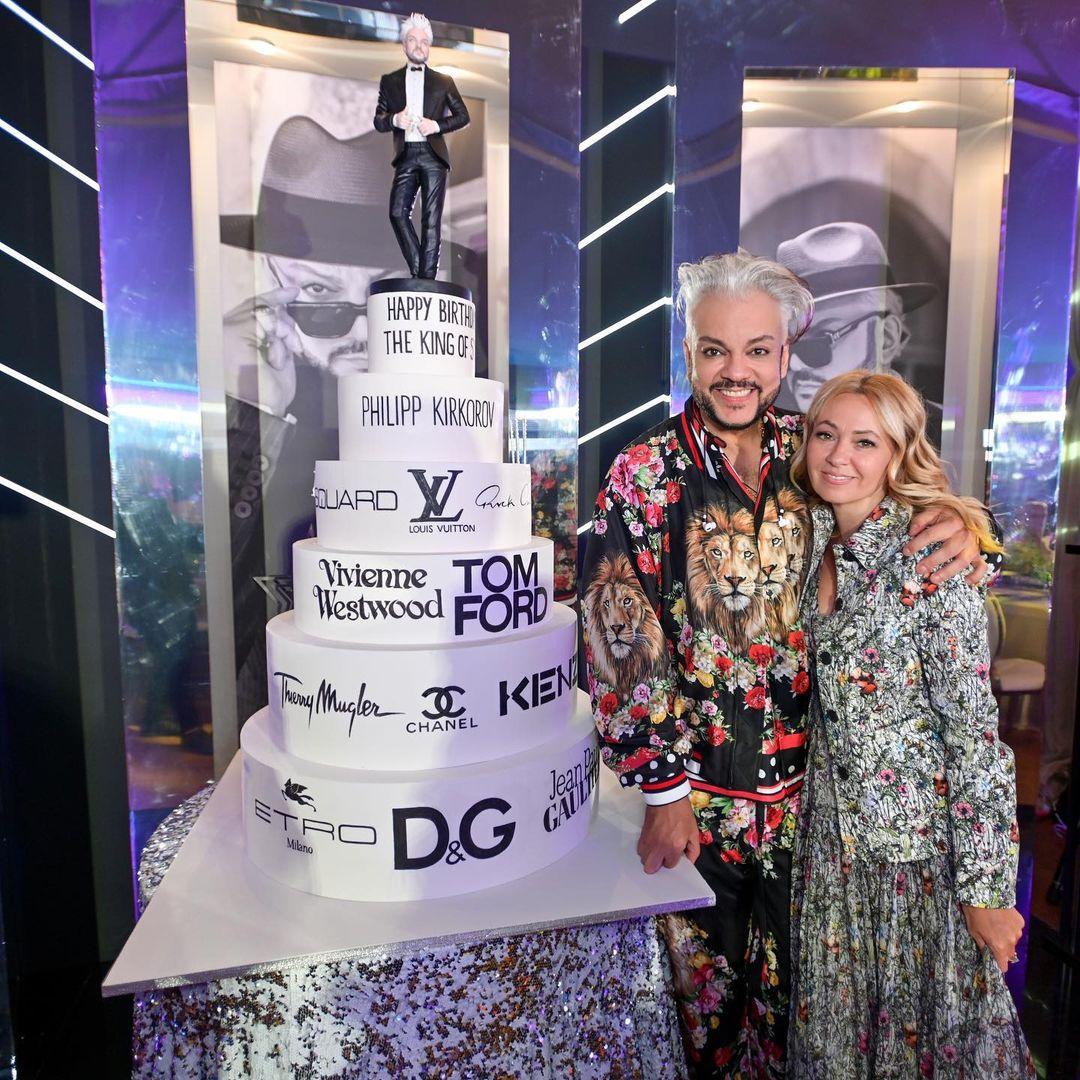 Филиппу Киркорову подарили на день рождения чемоданчик за 1 миллион рублей