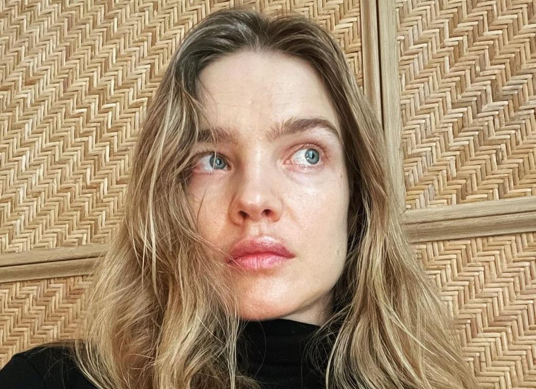 Наталья Водянова впервые за очень долгое время решилась на смену причёски