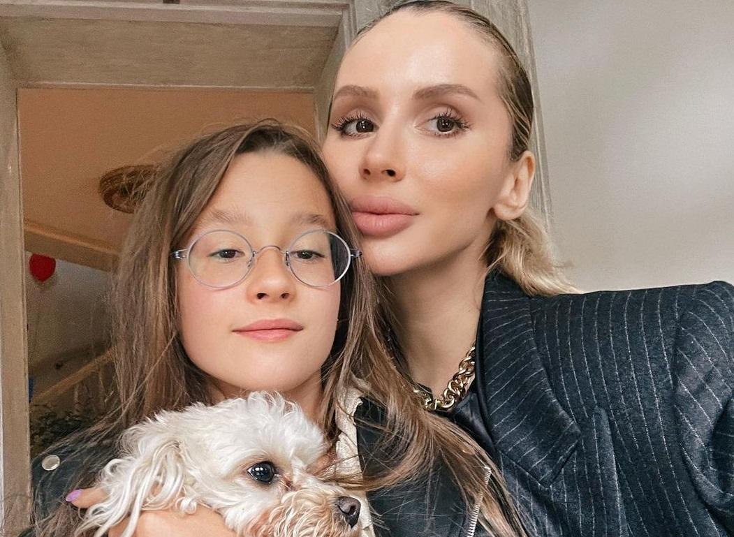 Светлана Лобода впервые показала 2-летнюю дочь Тильду