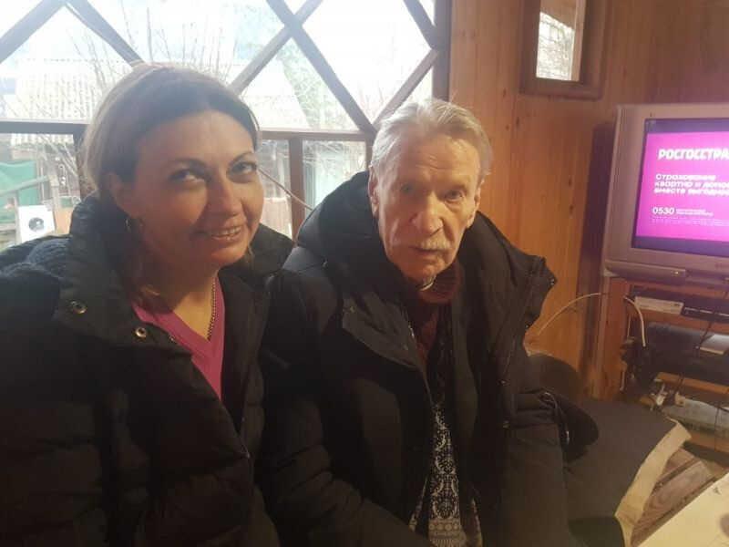 Наталья Шевель выступила с предостережением к новой невесте 90-летнего Ивана Краско