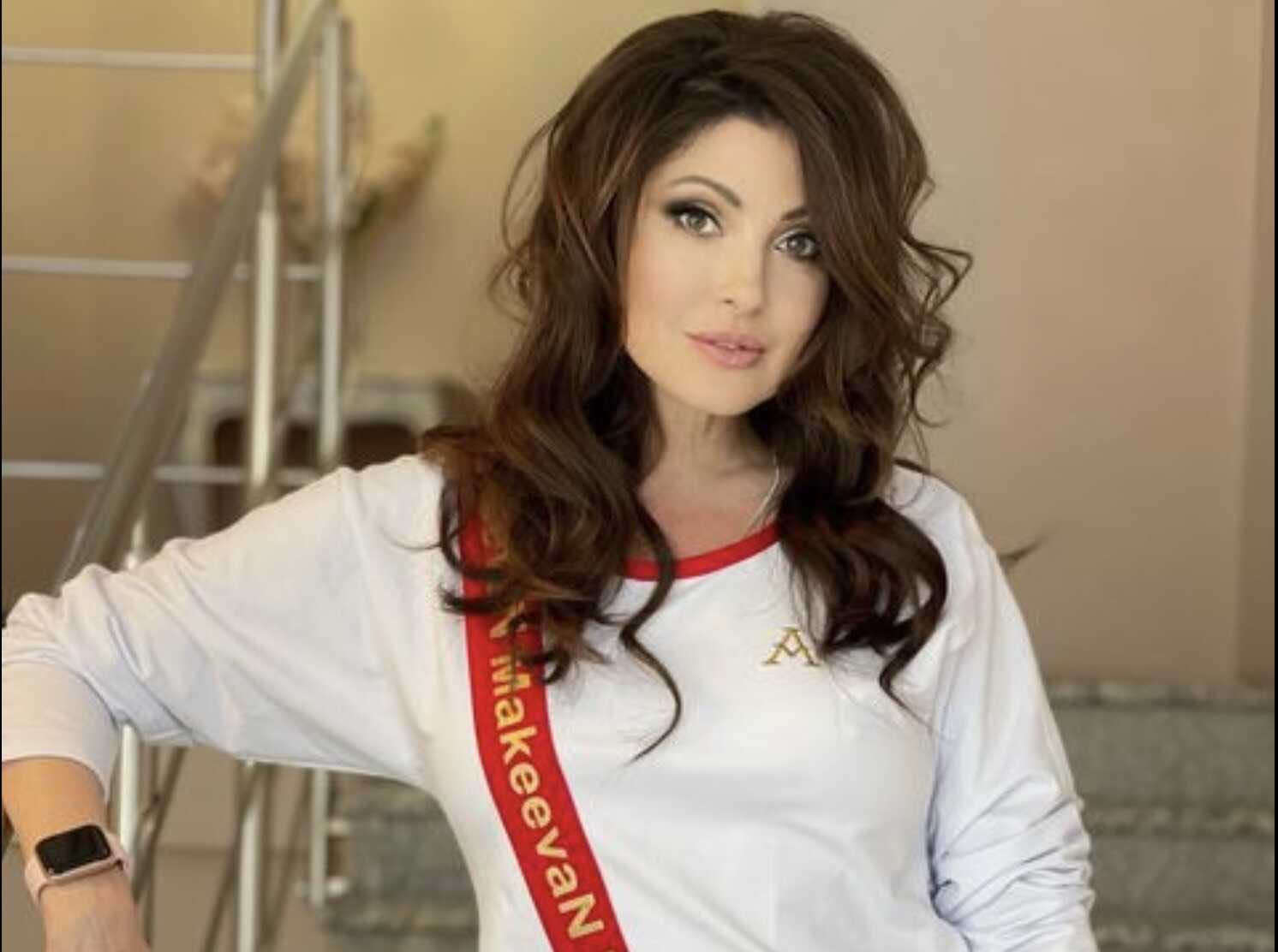 Anastasia Makeeva expects to have a barter wedding with her builder