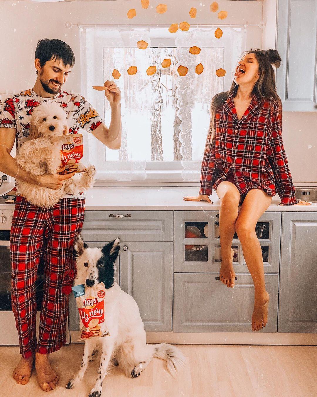 Муж зверски расправился со своей женой, популярным блогером Кристиной Журавлёвой