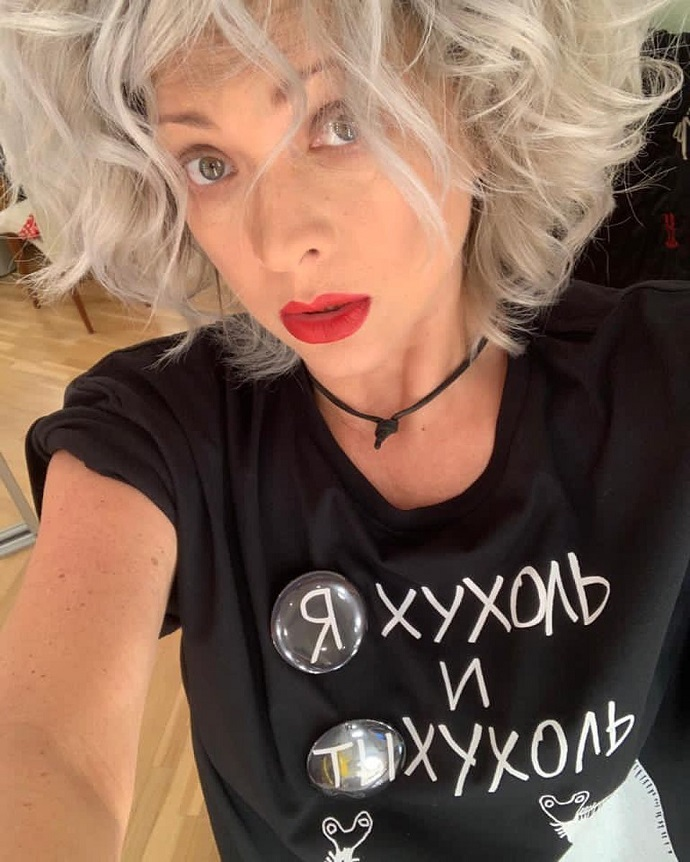 Olga Drozdova briefly commented on her departure from the theater