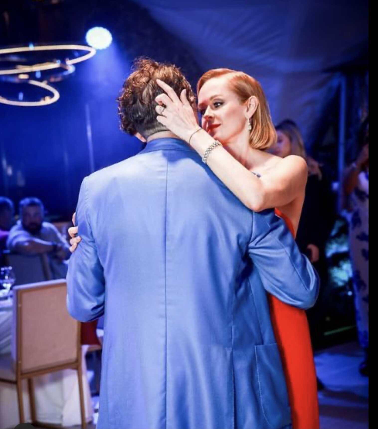 «Люблю»: Григорий Лепс показал редкое нежное фото с женой
